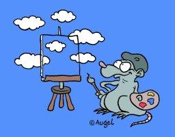 Pourquoi Le Ciel Est Il Bleu Et Les Nuages Blancs Espace Des Sciences