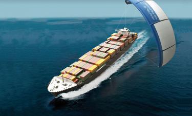 Un bateau tourn vers le ciel espace des sciences - Le vent nous portera chords ...